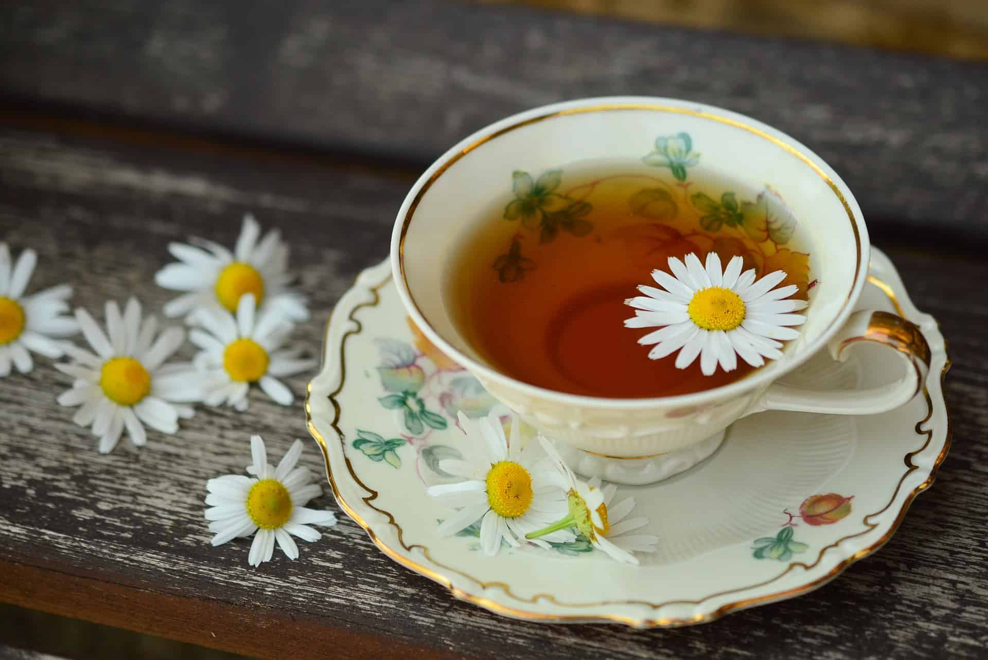 Healthy Home Made Tea Recipes To Try