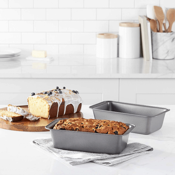 Baking Accessories (Wax Paper, Loaf Pan) For Perfect Baking
